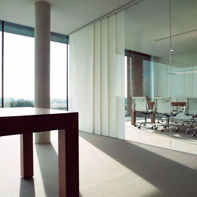 Zasu0142ony panelowe - Janus Art - Dekoracje okienne