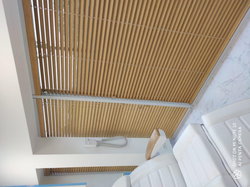 żaluzje bambusowe i drewniane Śląsk.